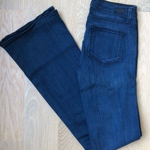 Paige Skyline Flare Jeans Size 27L